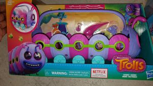 Brand new Trolls Caterbus toys for Sale in Sunnyvale, CA