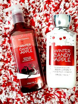 Bath And Body Works Winter Candy Apple for Sale in Cleveland,  OH