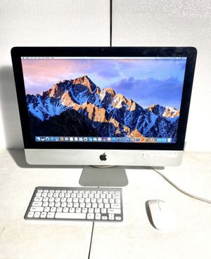 Wonderful Buy! Apple iMac 21.5in. Mid 2010 MC508LL/A 4GB 500GB Core i3 3.06GHz with Wireless Keyboard and Mouse (Firm Price) for Sale in Dallas, TX