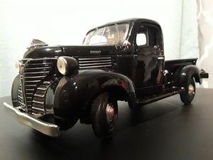 Mopar 1941 Plymouth Pickup Truck 1:24 Scale Die Ca