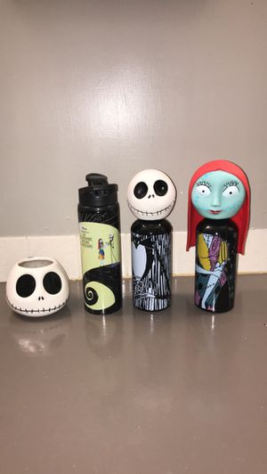 Nightmare before Christmas collectibles for Sale in Glendale, AZ