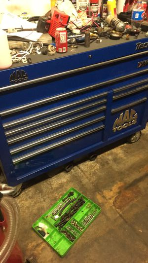 Mac tool box for Sale in Severn, MD