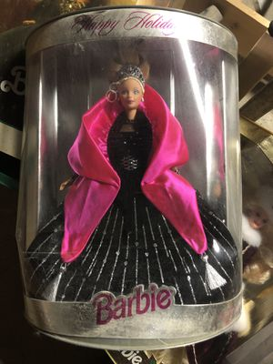 Rare Barbie Special Happy Holidays Collection of all 10 dolls 89-99 for Sale in Parma, OH