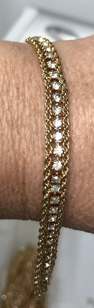 Fashion Tennis Bracelet for Sale in Parkville, MD