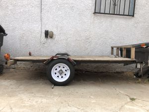 Trailer 4x8 for Sale in Los Angeles, CA
