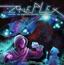 FACTORY SEALED Zonelpex strategy board game 3-5 players very fun for Sale in Chino Hills, CA