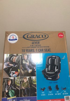Grayco forever 4-in1 car seat for Sale in Richmond, CA