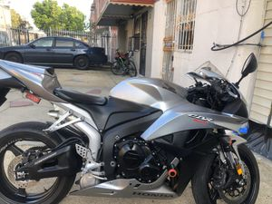 08 Honda cbr 600 Lowe miles 5500 for Sale in Brooklyn, NY