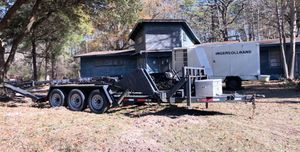 2008 Built Rite Stacker trailer for Sale in Carthage, TX