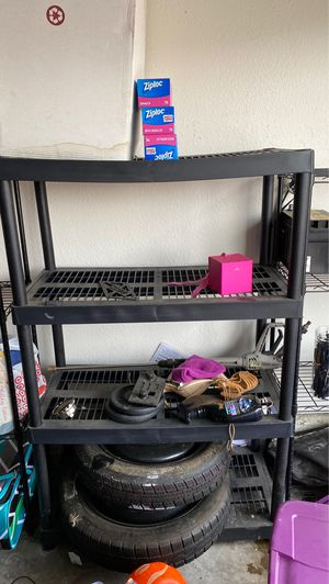 Storage shelves for Sale in Moreno Valley, CA