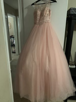 Quinceanera dress and items for Sale in Humble, TX