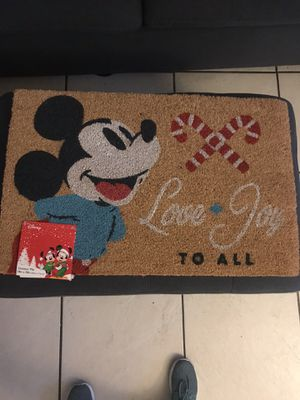 Mickey Mouse outdoor doormat for Sale in Vernon, CA