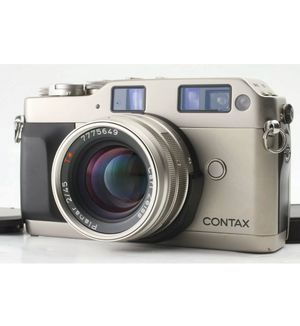 CONTAX G1 w/Carl Zeiss Planar 45mm f/2 for Sale in Oakland, CA