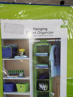 Hanging Closet Organizer -NEW for Sale in Carlsbad,  CA