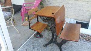 Antique child's desk furniture for Sale in Denver, CO