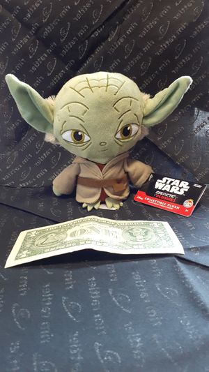 Star wars *plushies* collectible for Sale in Los Angeles, CA