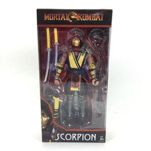 McFarlane Toys Mortal Kombat Scorpion Action Figure for Sale in Kent, WA