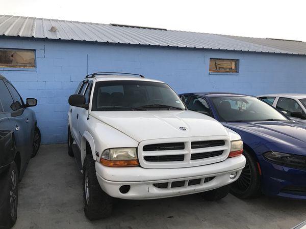Dodge durago 2000 clean title not running