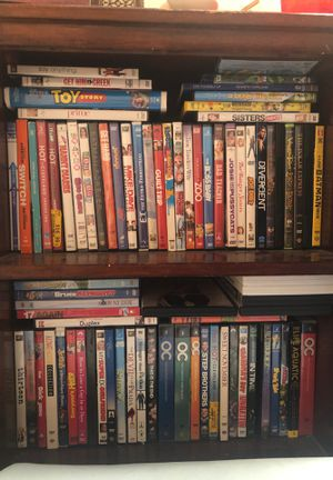 Movies! Various movies of all ratings for Sale in Dallas, TX