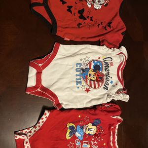 Minnie Mouse Onesies for Sale in Gainesville, VA