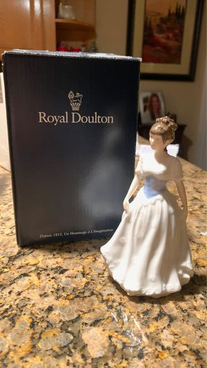 Vintage Royal Doulton Melody Figurine for Sale in Huntington Beach, CA