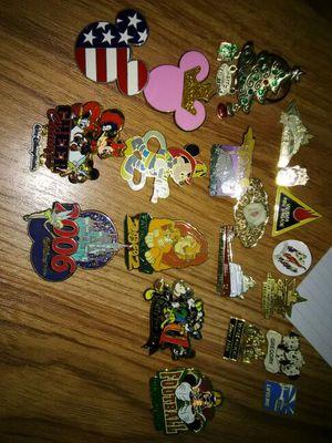 Walt Disney pins\ Random pins for Sale in Joliet, IL