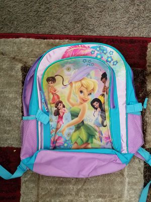 Tinkerbell backpack for Sale in Palmdale, CA