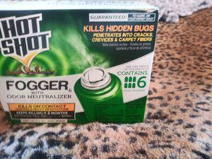 Hot Shot Bug Killer Foggers for Sale in Spokane, WA
