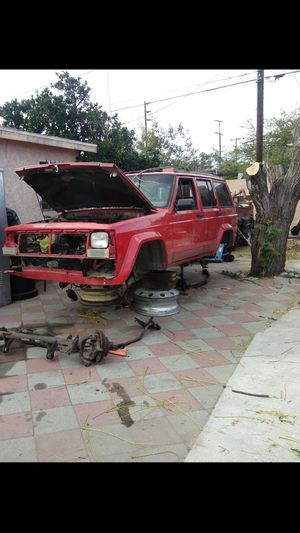 1996 Jeep xj part out for Sale in Lake View Terrace, CA