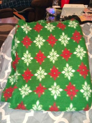 Christmas Throw Blanket for Sale in Wyandotte, MI