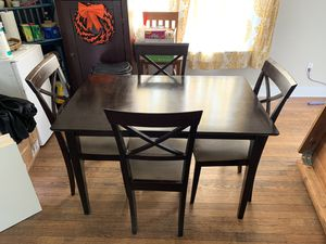Kitchen Table and 4 Chairs for Sale in Wheaton, IL