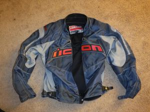Large motorcycle jacket for Sale in US