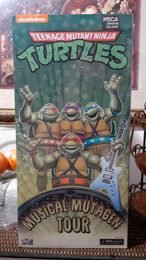 NINJA TURTLES MUSICAL TOUR for Sale in Los Angeles, CA