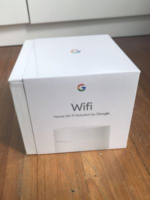 Brand new Google WiFi Router (unopened) for Sale in Minneapolis, MN