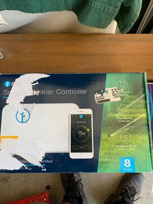 Rachio smart sprinkler controller new only $125 for Sale in Victorville, CA
