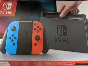 Nintendo switch for Sale in Santa Ana, CA