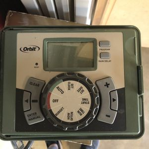 Orbit Sprinkler Timer for Sale in La Habra, CA