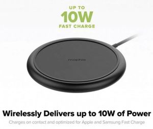 NEW mophie Charge Stream Pad 10W Wireless Charger (iPhone/Android) for Sale in Rockville, MD