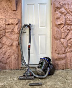 Dyson DC-23 Animal Canister Vacuum Cleaner w/ attachments for Sale in El Cajon, CA