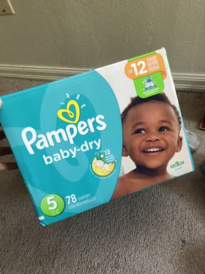 Pampers for Sale in Dinuba, CA