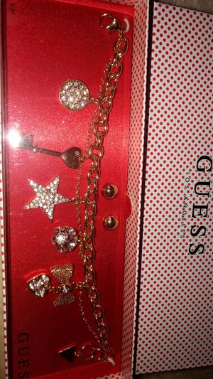 Guess charm neckless for Sale in Detroit, MI