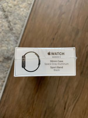 Apple Watch Series 3 Space Grey Factory Sealed New for Sale in Phoenix, AZ
