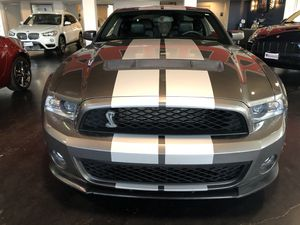 2011 Ford Mustang Shelby GT500 for Sale in Tacoma, WA