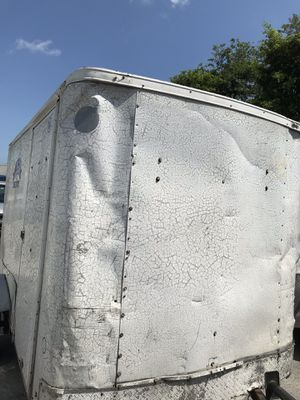 10 x 6 craft cargo trailer with title $500.00 firm for Sale in Miami, FL