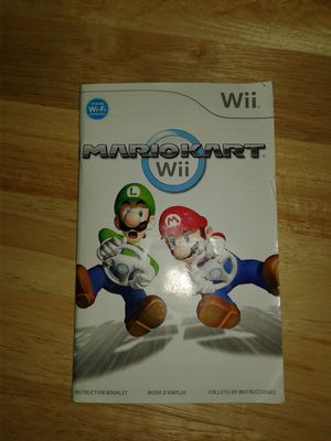 Mario cart book only for Sale in Waltham, MA