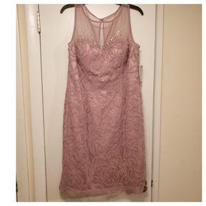 Tan Cocktail dress for Sale in Hampton, VA