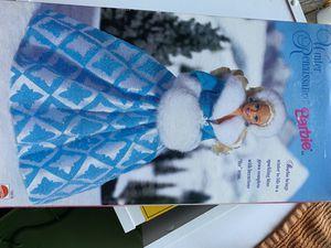 Winter Renaissance Barbie for Sale in Chesapeake, VA