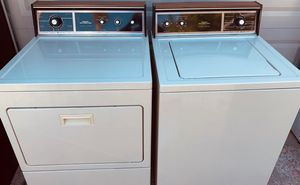 Washer Dryer Electric Set Excellent Condition! Kenmore Heavy Duty Warranty Delivery available! for Sale in San Diego, CA
