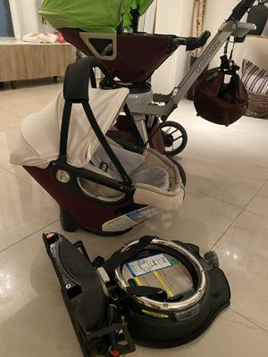 Orbit Baby Stroller and Infant Car Seat for Sale in Miami, FL