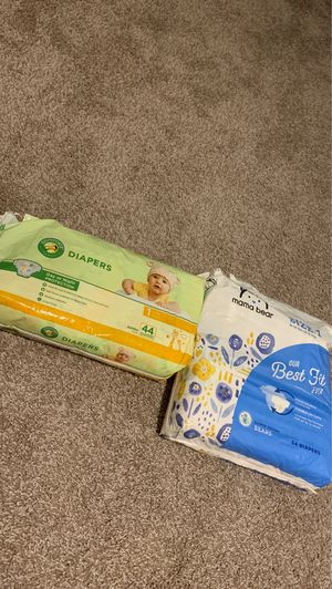 Diapers 1 Size for Sale in Clackamas, OR